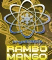 Twisted Cryostasis Rambo Mango 10ml