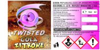 Twisted Cola Zitrone 10ml