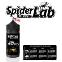 Spider Lab Aroma Crazy Strawberry