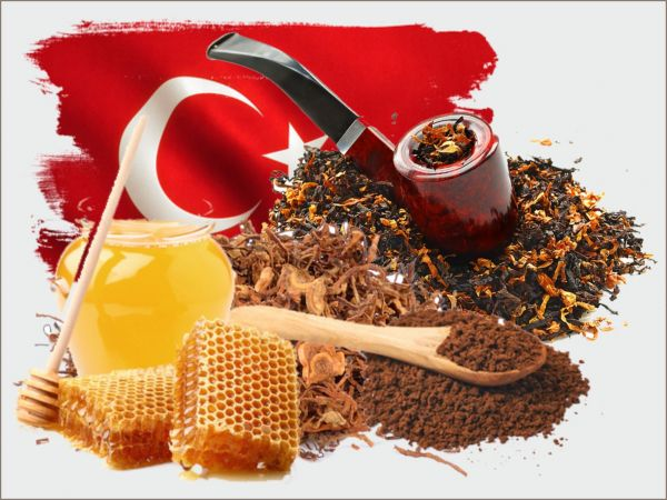 Bullseye E-Liquid Blend Turkish Honey